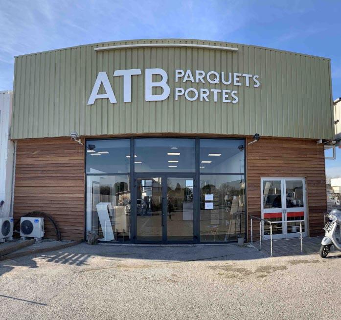 Nouveau : ATB transfère son Showroom au 365, rue Hélène Boucher (Mauguio)
